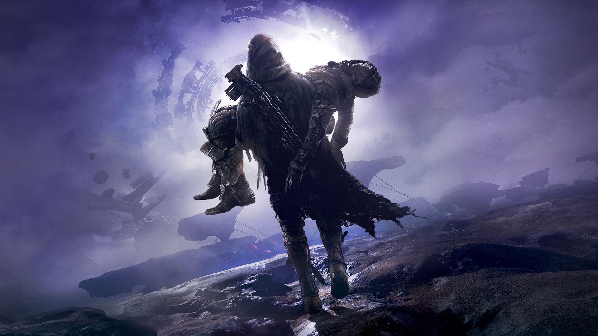 Review in Progress: Destiny 2: Forsaken screenshot