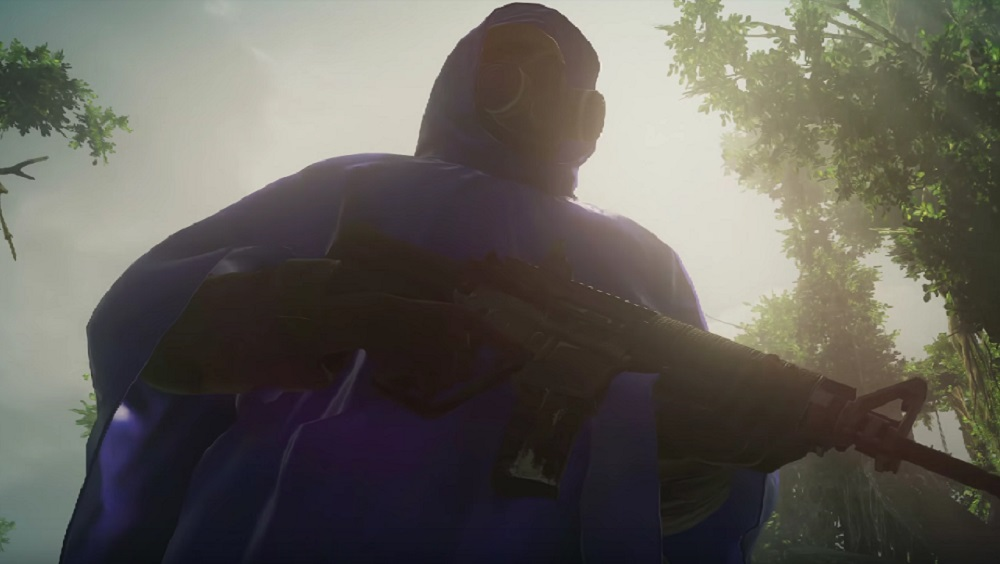 Hitman 2's 4K jungle trailer is strictly for tree fetishists screenshot