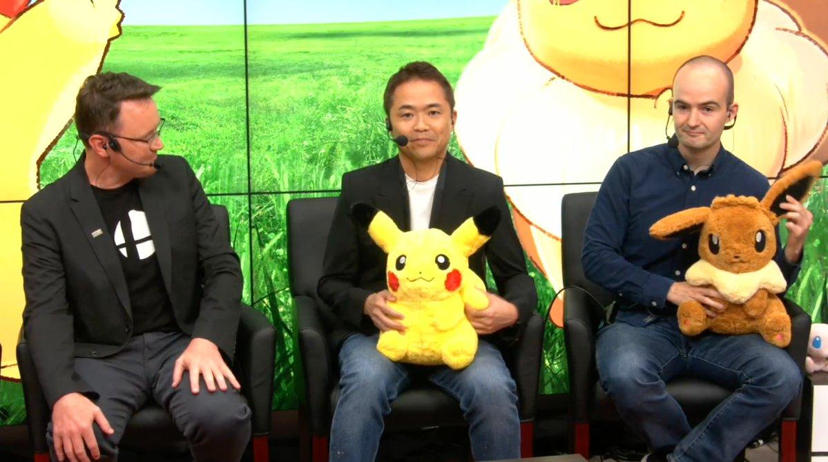 Pokemon director will share news on 'latest Pokemon games' next week screenshot