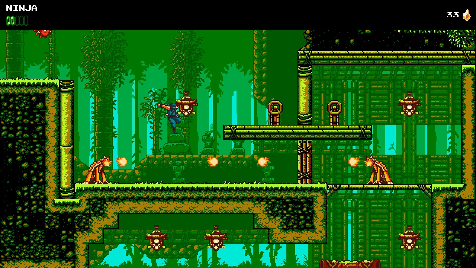 Giveaway: Slice and dice with The Messenger on Switch and Steam screenshot