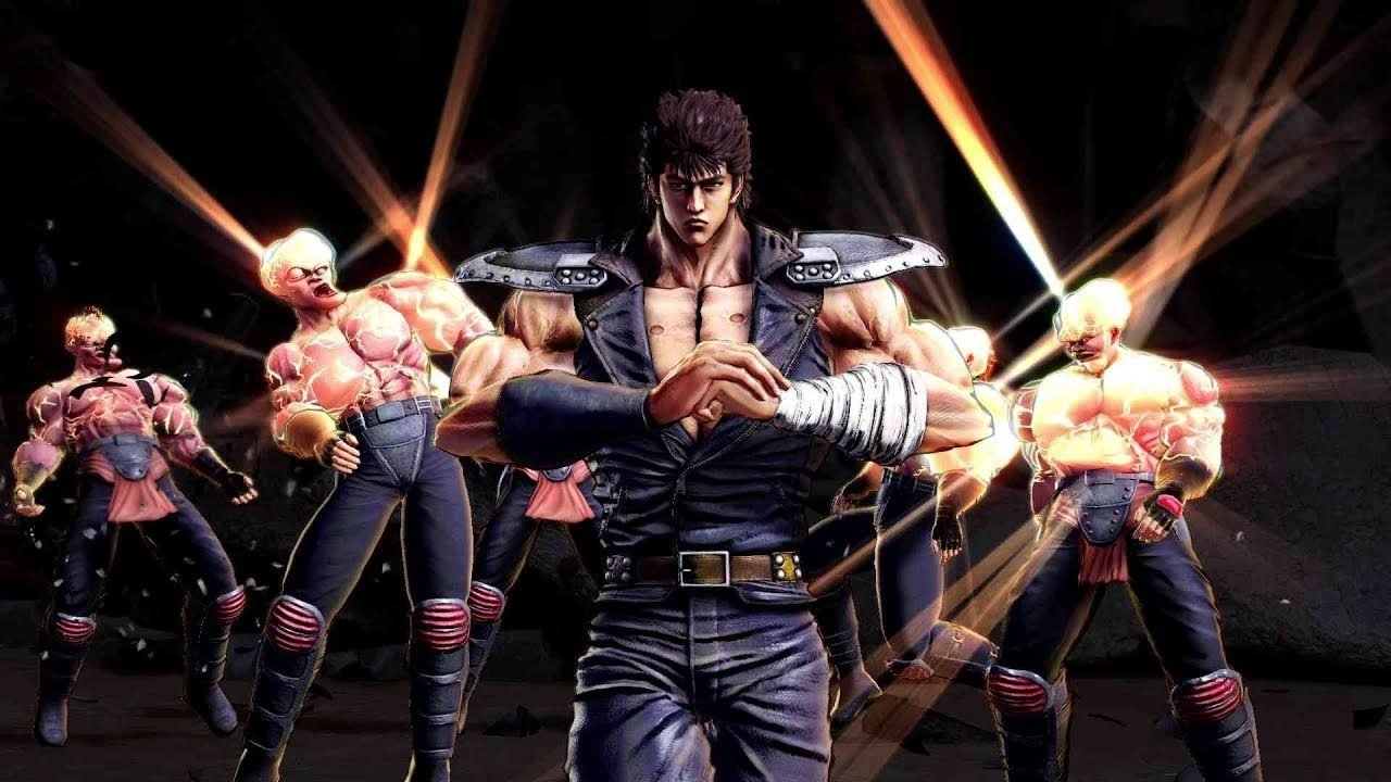 Fist Of The North Star Lost Paradise S Demo Comes With A Nifty