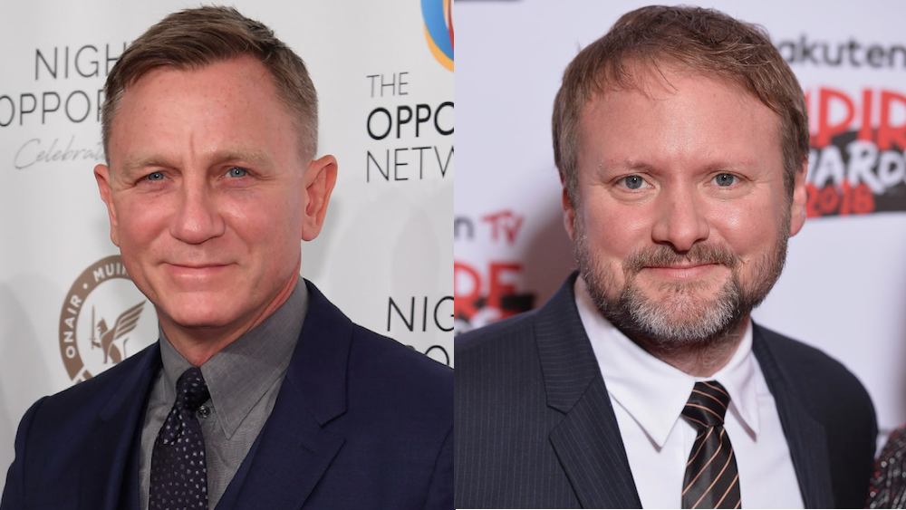 Daniel Craig to star in Rian Johnson-directed murder mystery Knives Out screenshot