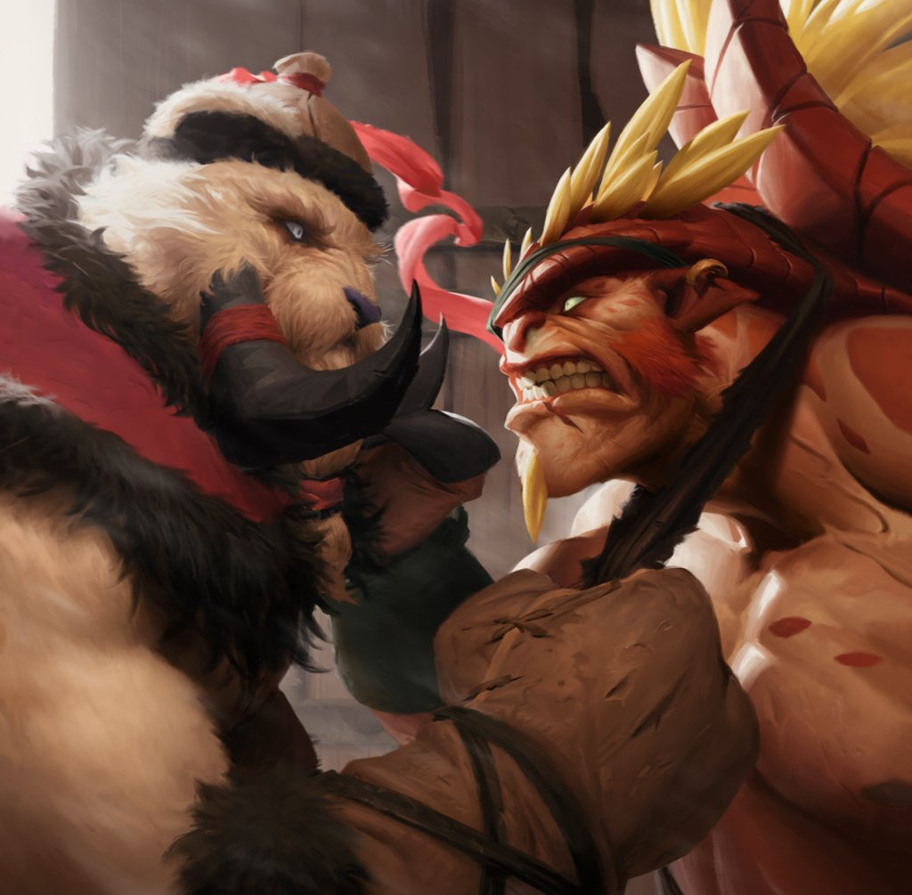Valve's Artifact is complicated, but might have the chops to beat Hearthstone screenshot