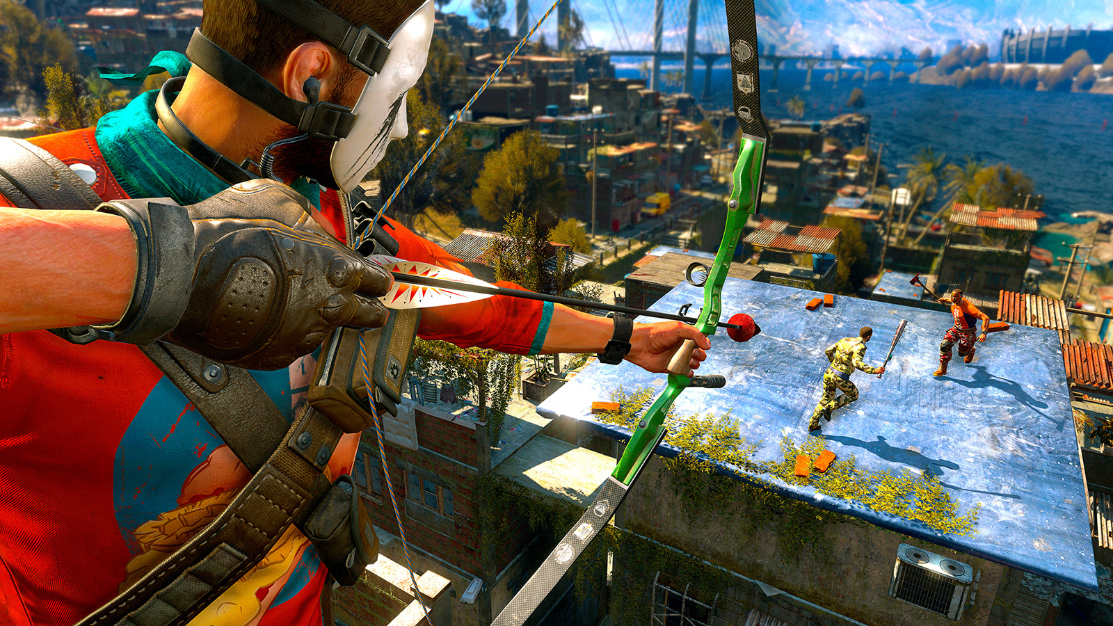 Dying Light: Bad Blood is fun while it lasts screenshot