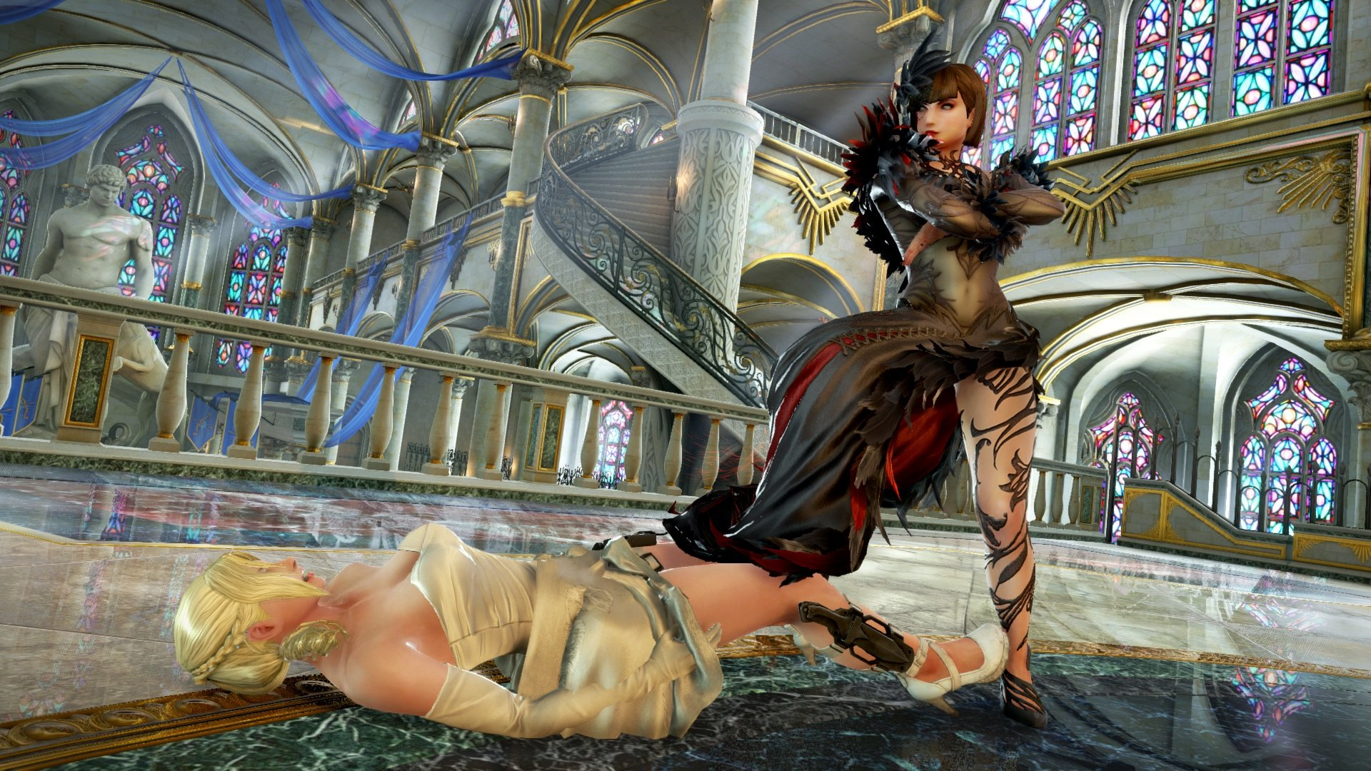 Get hyped for Tekken 7's second season with this new trailer screenshot
