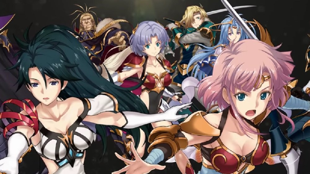 Langrisser I & II debut trailer shows off character art and brief gameplay screenshot