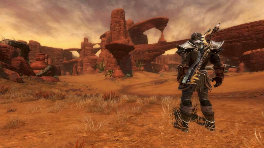 THQ acquires 38 Studios' Kingdoms of Amalur IP screenshot