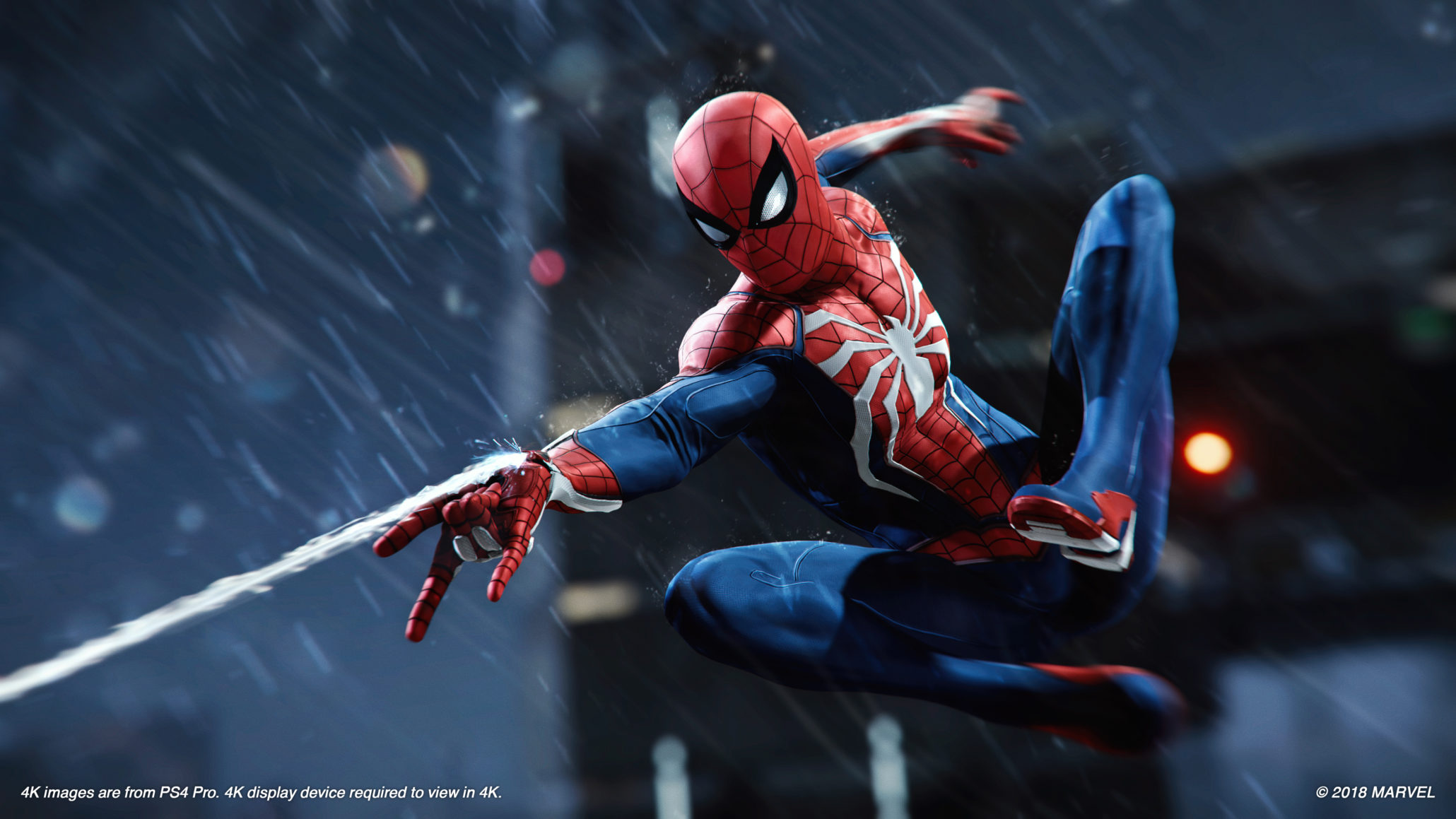 What are your favorite video game memories of Spider-Man screenshot