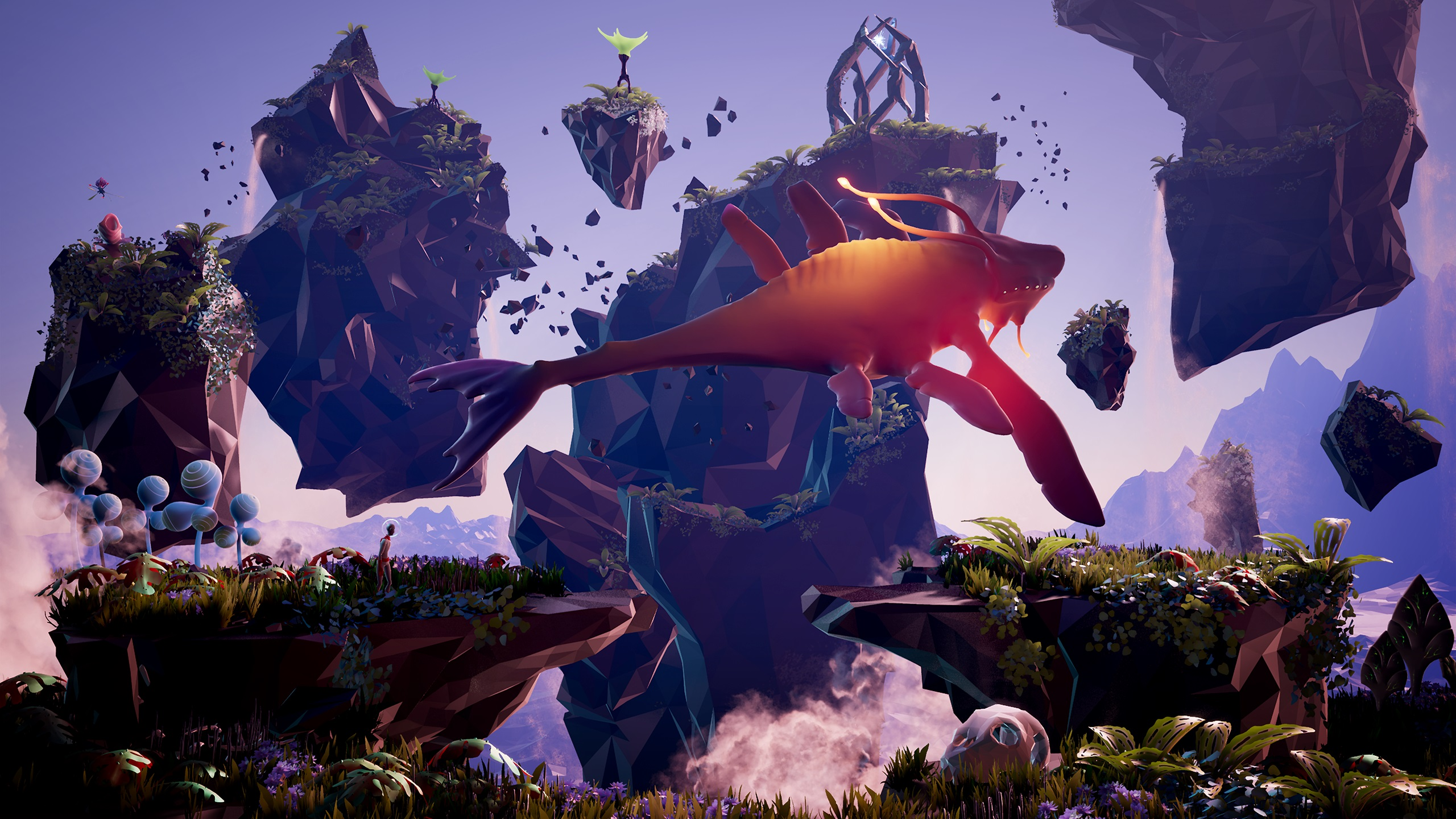 Giveaway: Get lost in the beautiful Planet Alpha screenshot