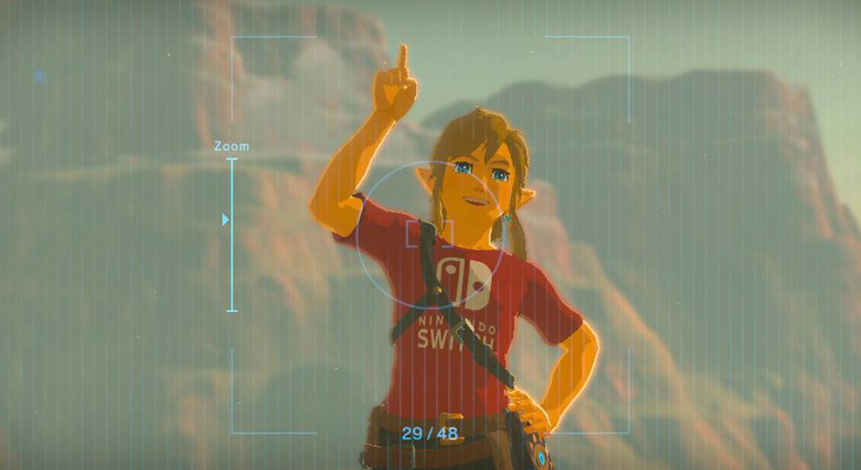 Zelda: Breath of the Wild dethrones Ocarina of Time as best-selling 3D Zelda in Japan screenshot