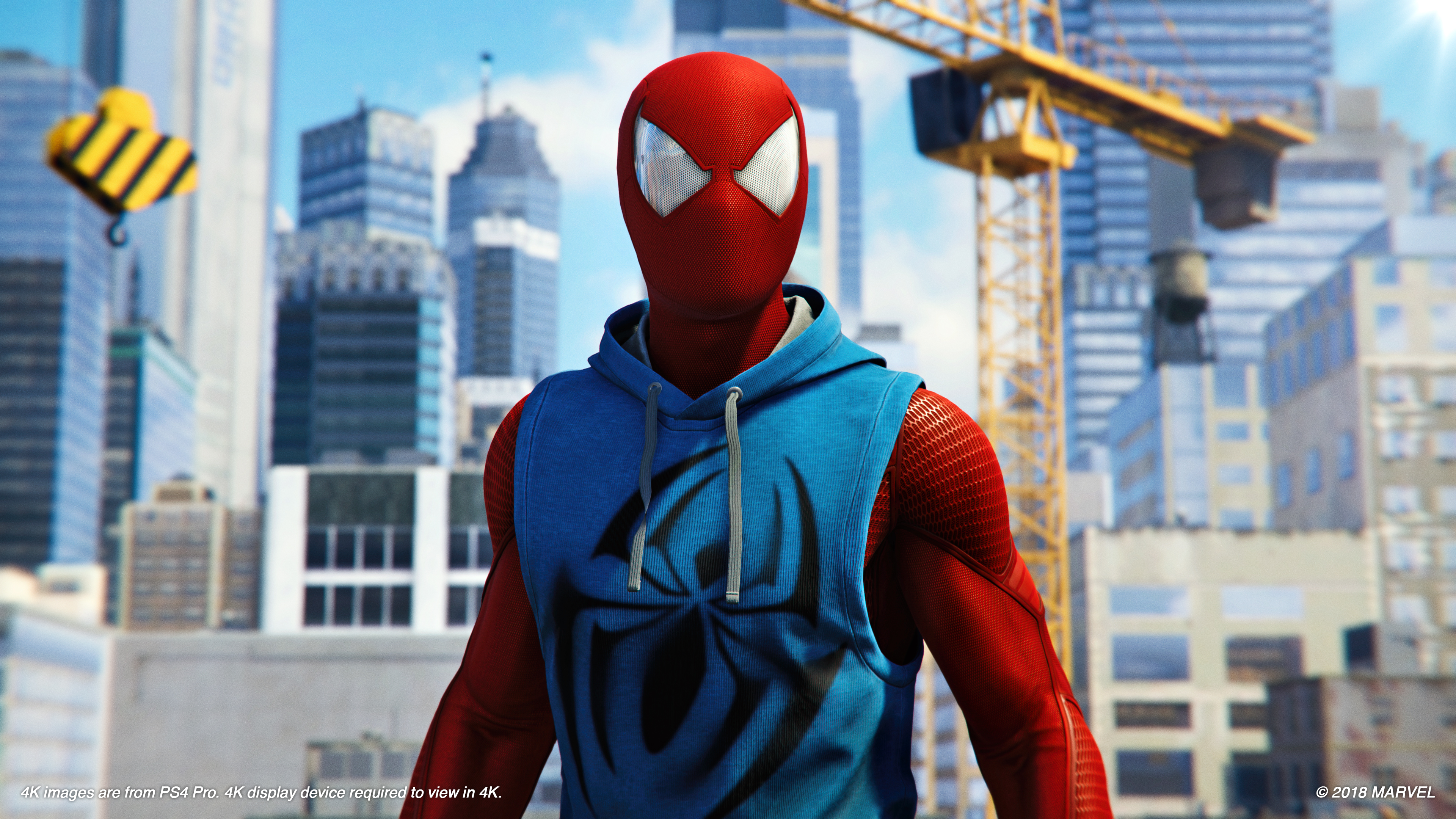 New game plus mode will be swinging over to Spider-Man in the future screenshot