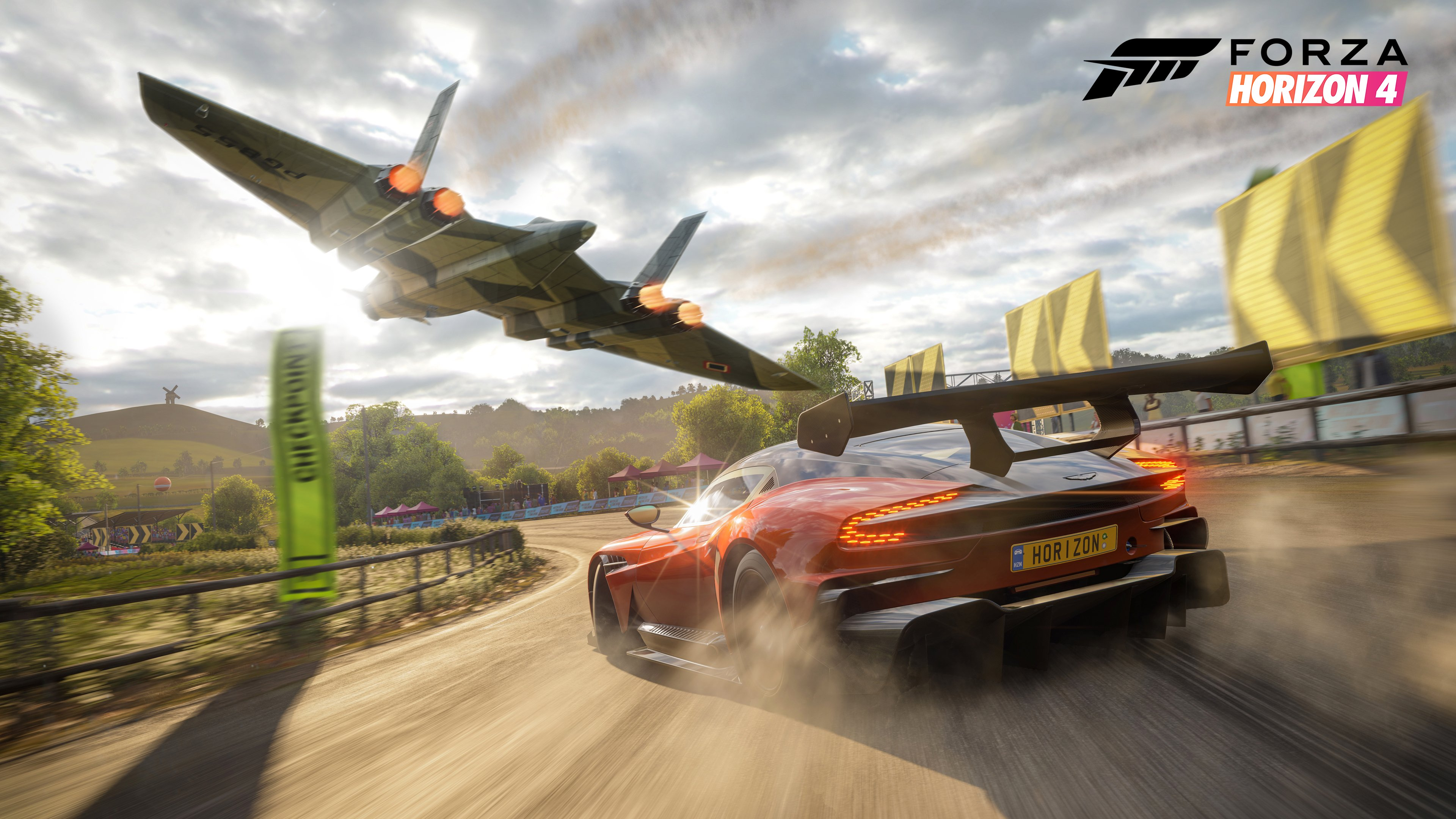 Forza Horizon 4 will feature a whole bunch of James Bond's cars screenshot