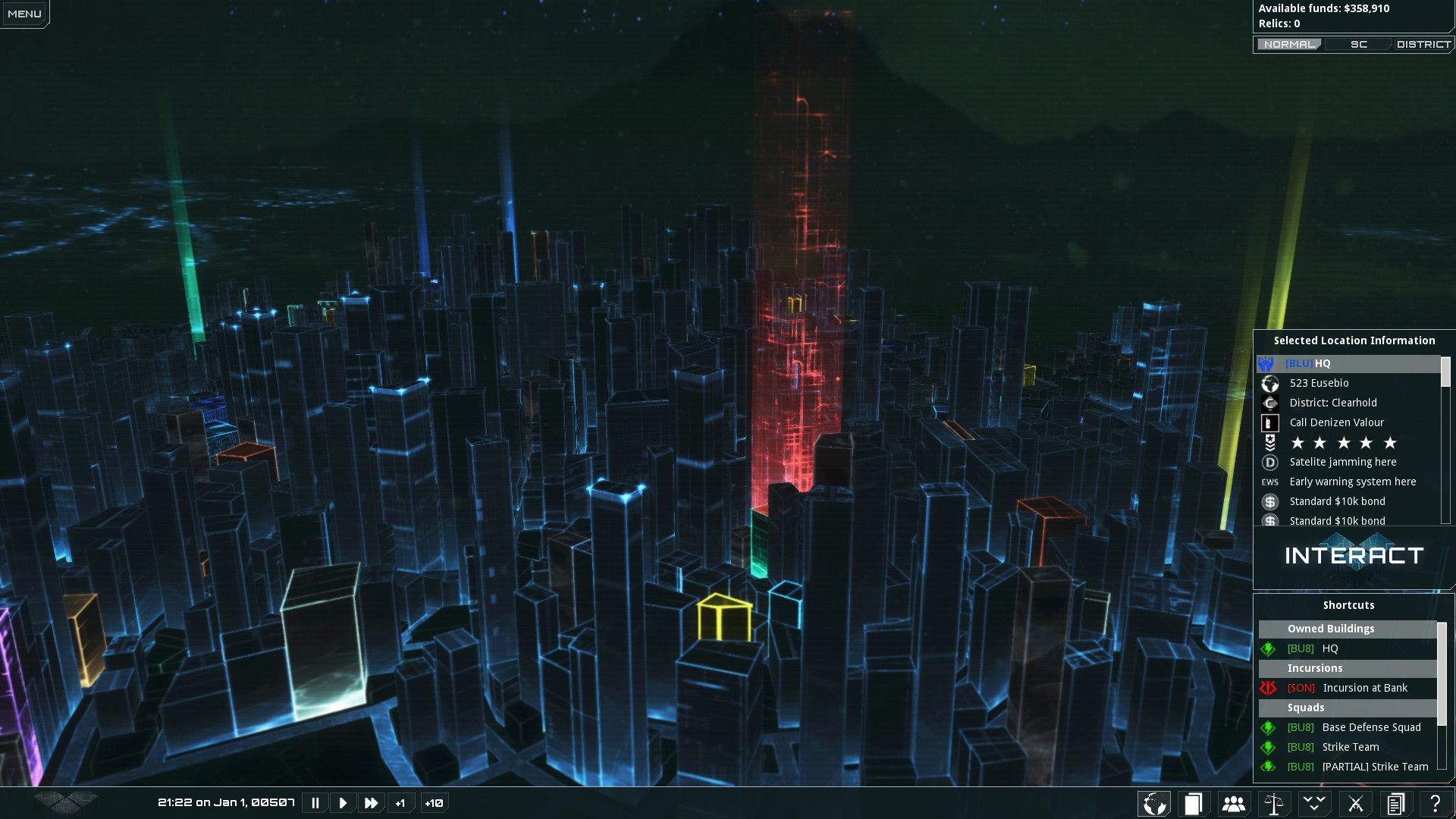 Giveaway: Strategize your attack for a free Steam copy of Frozen Synapse 2 screenshot