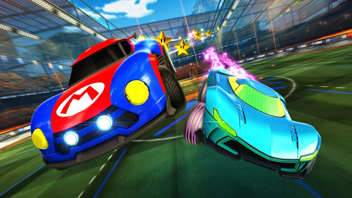 We'll have to wait just a bit longer for Rocket League's cross-play parties screenshot