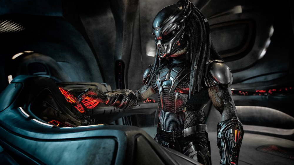 Review: The Predator screenshot