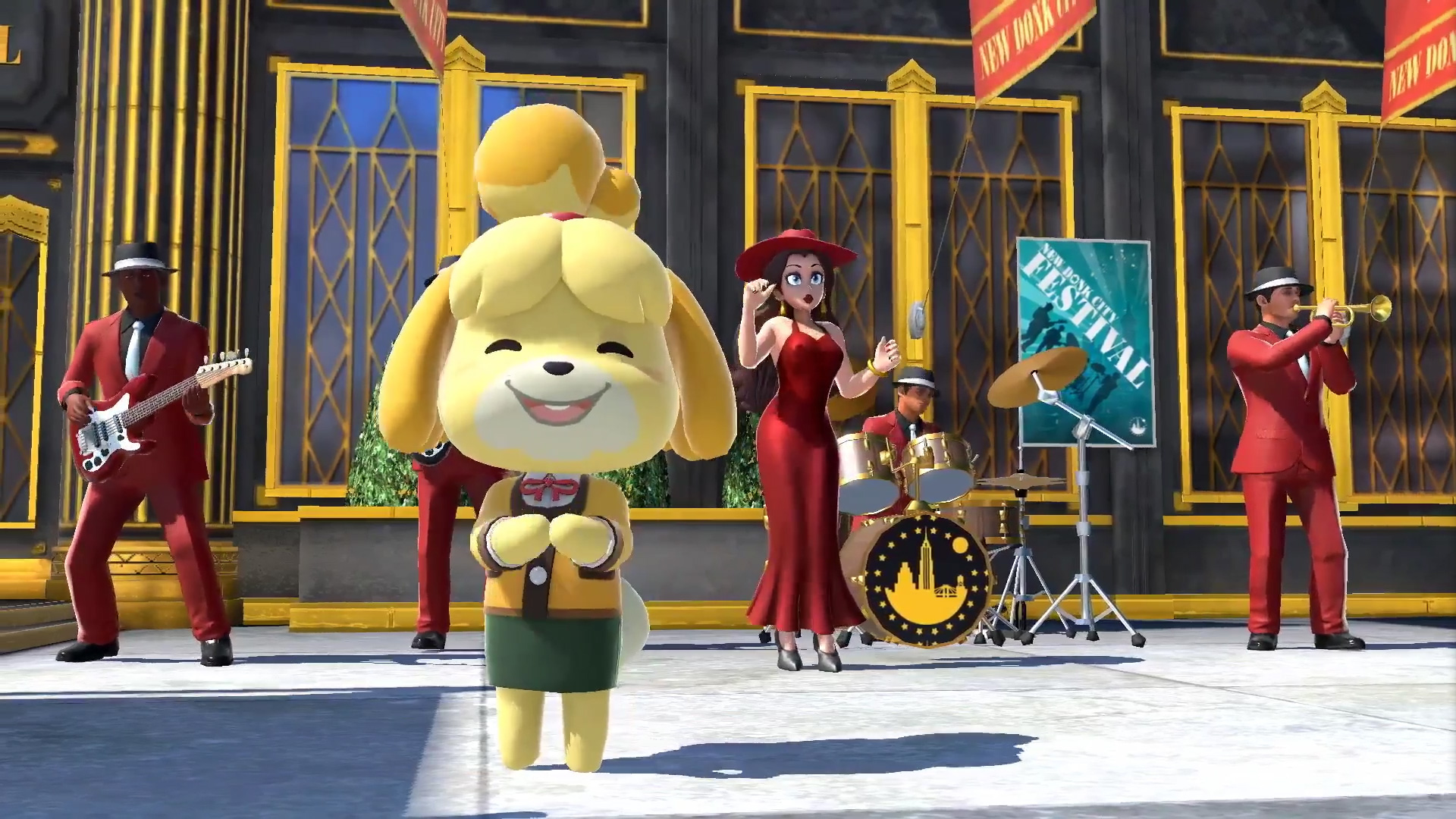 isabelle is coming to smash bros and a new animal crossing in 2019