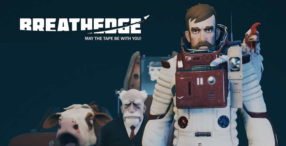 Boom: Breathedge is out on Steam screenshot