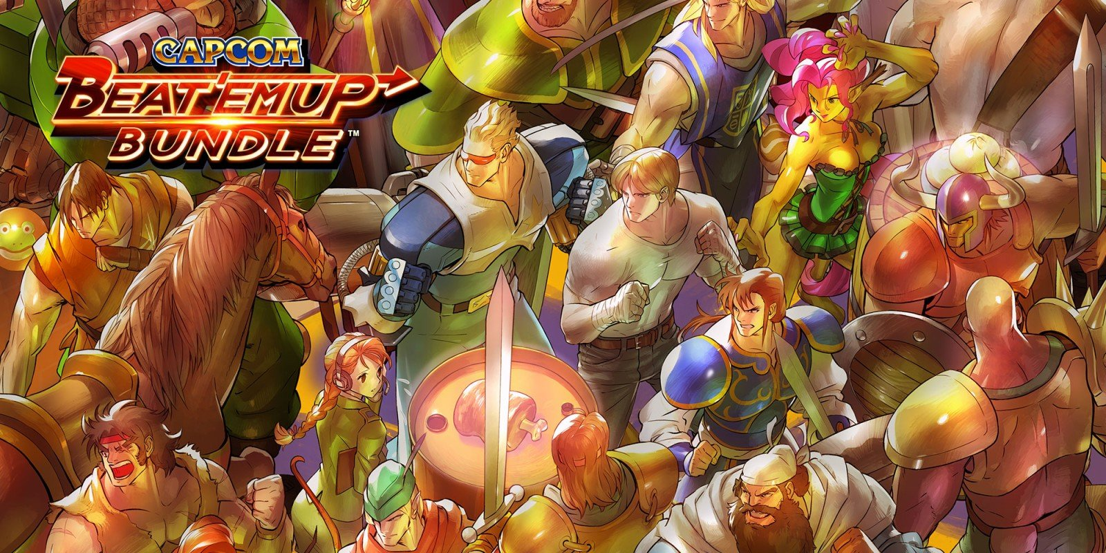 The Capcom Beat 'Em Up Bundle gets smacked with a delay on PC screenshot