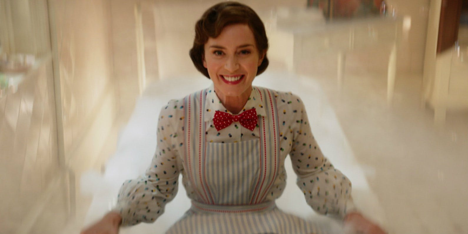 Newest Mary Poppins Returns trailer crammed full of Mary Poppins screenshot