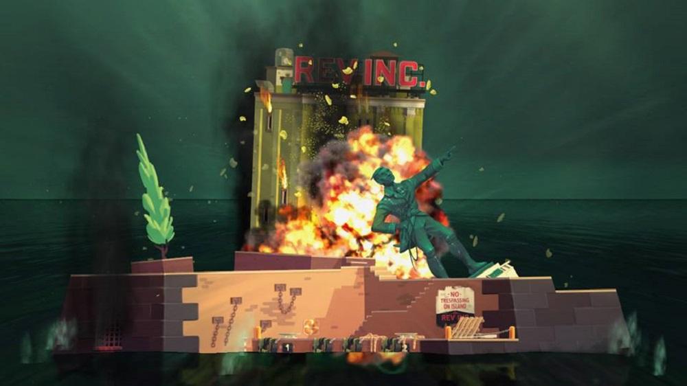 Review: The Low Road screenshot
