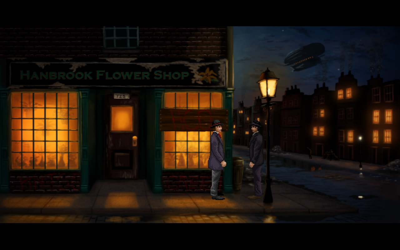 Review: Lamplight City screenshot