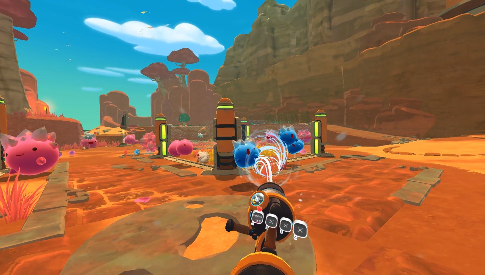 Slime Rancher is getting a free VR mode
