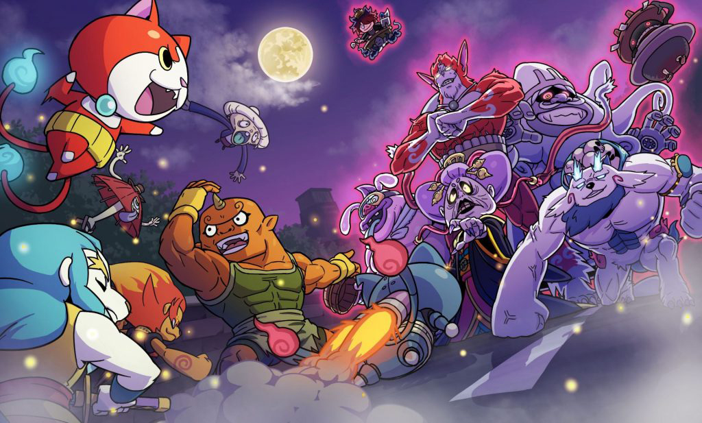 Yo-kai Watch Blasters: Red Cat Corps review