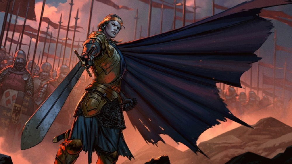 The Witcher Gwent and Thronebreaker card games launching on PC next month screenshot