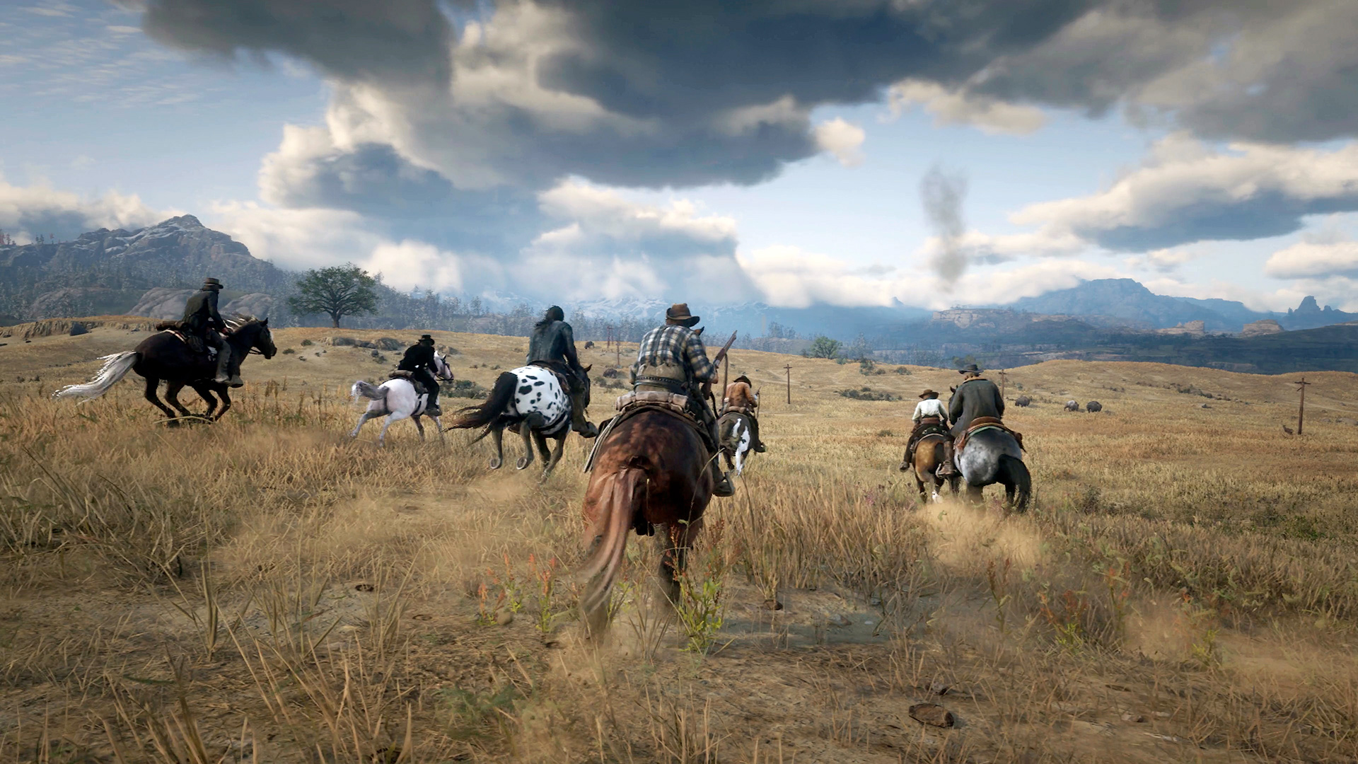 Red Dead Online rolling out in November screenshot