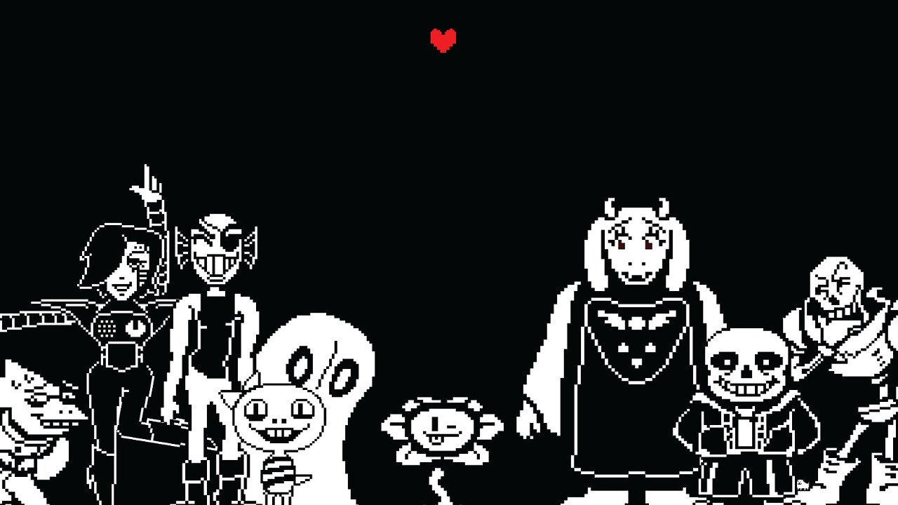 Undertale's Switch version might hint at Toby Fox's next game screenshot