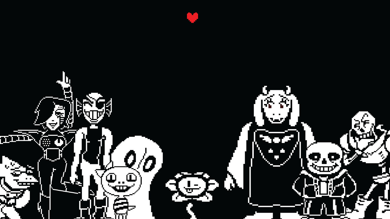 Undertale's Switch version might hint at Toby Fox's next game