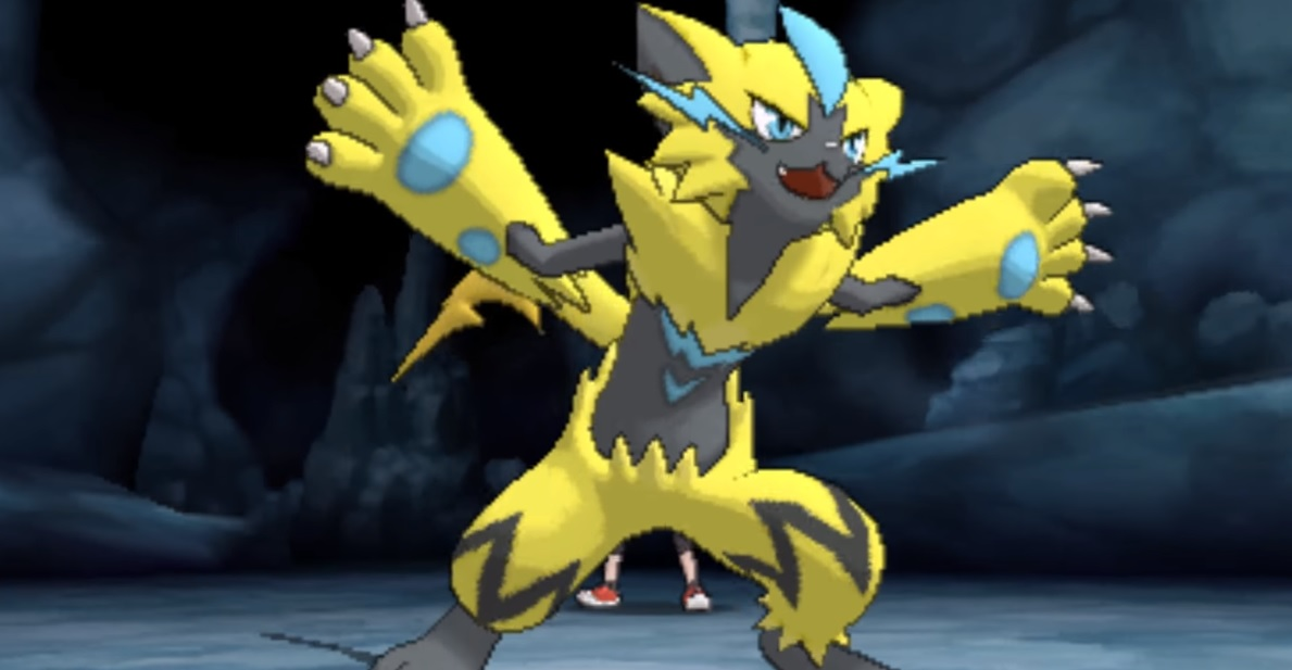 (Update) Here's how to get the legendary Pokemon Zeraora, who will close out the Sun and Moon generation screenshot
