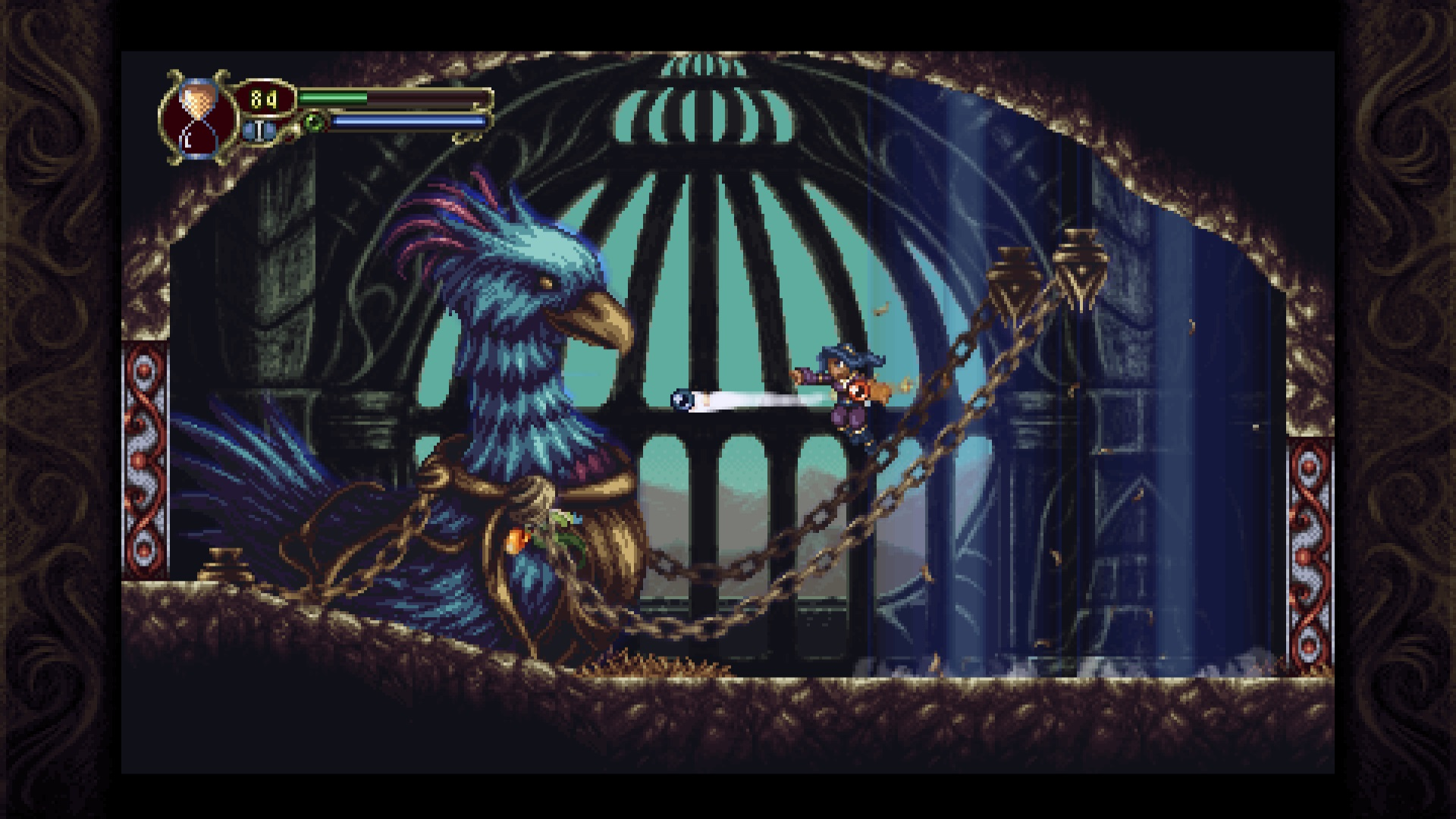 Review: Timespinner screenshot