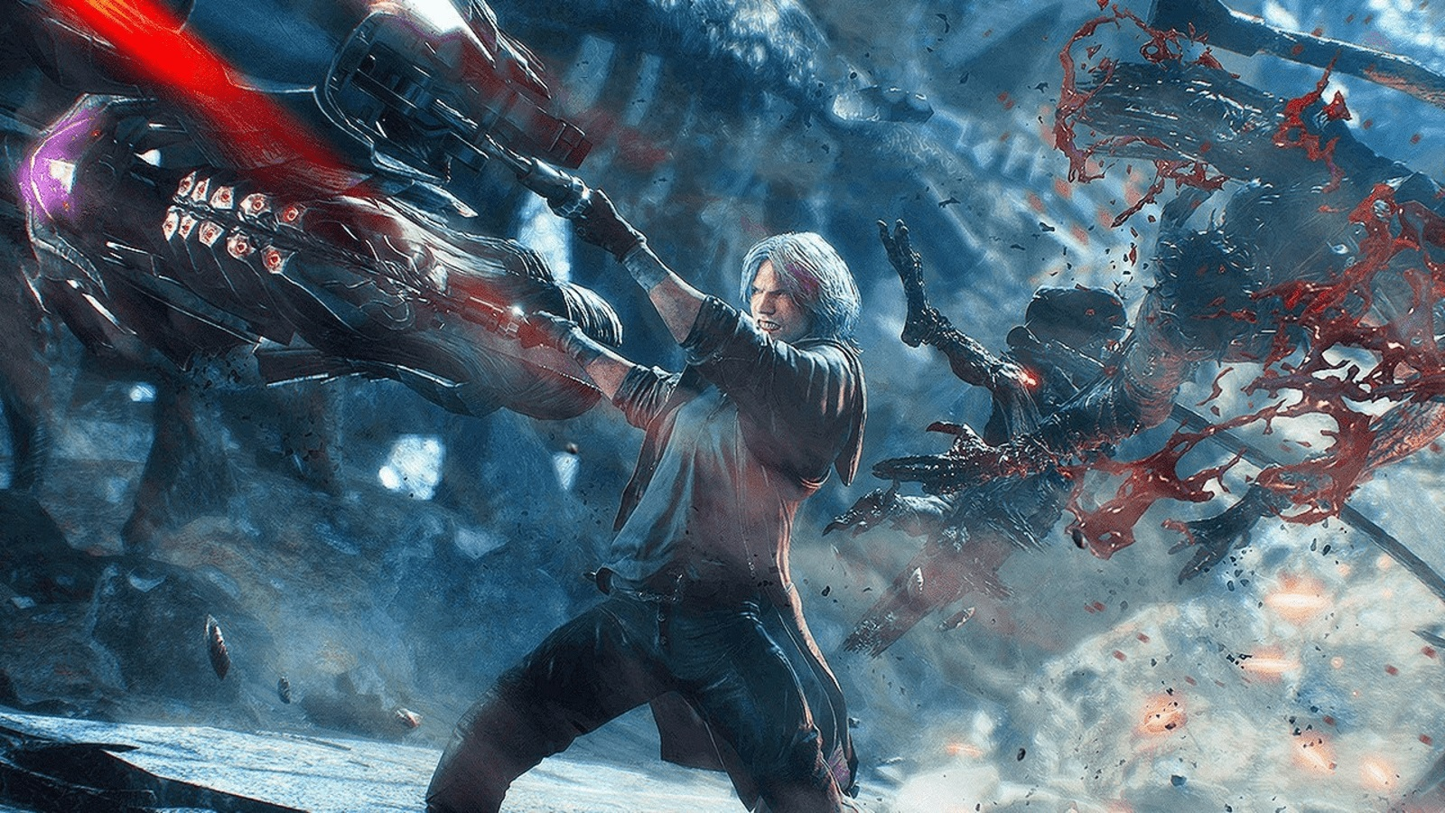 Devil May Cry 5 Is Rocking Steam S Global Top Sellers Chart