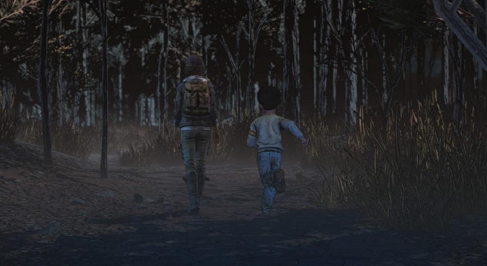 The Walking Dead - The Final Season: Suffer The Children