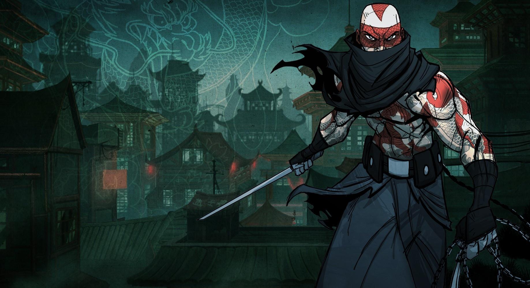 (Update) Mark of the Ninja Remastered is launching sooner than expected screenshot