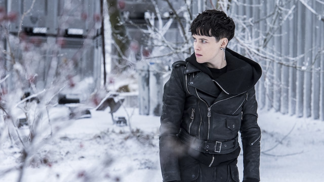 'The Girl in the Spider's Web' gets new, longer, stupid title screenshot