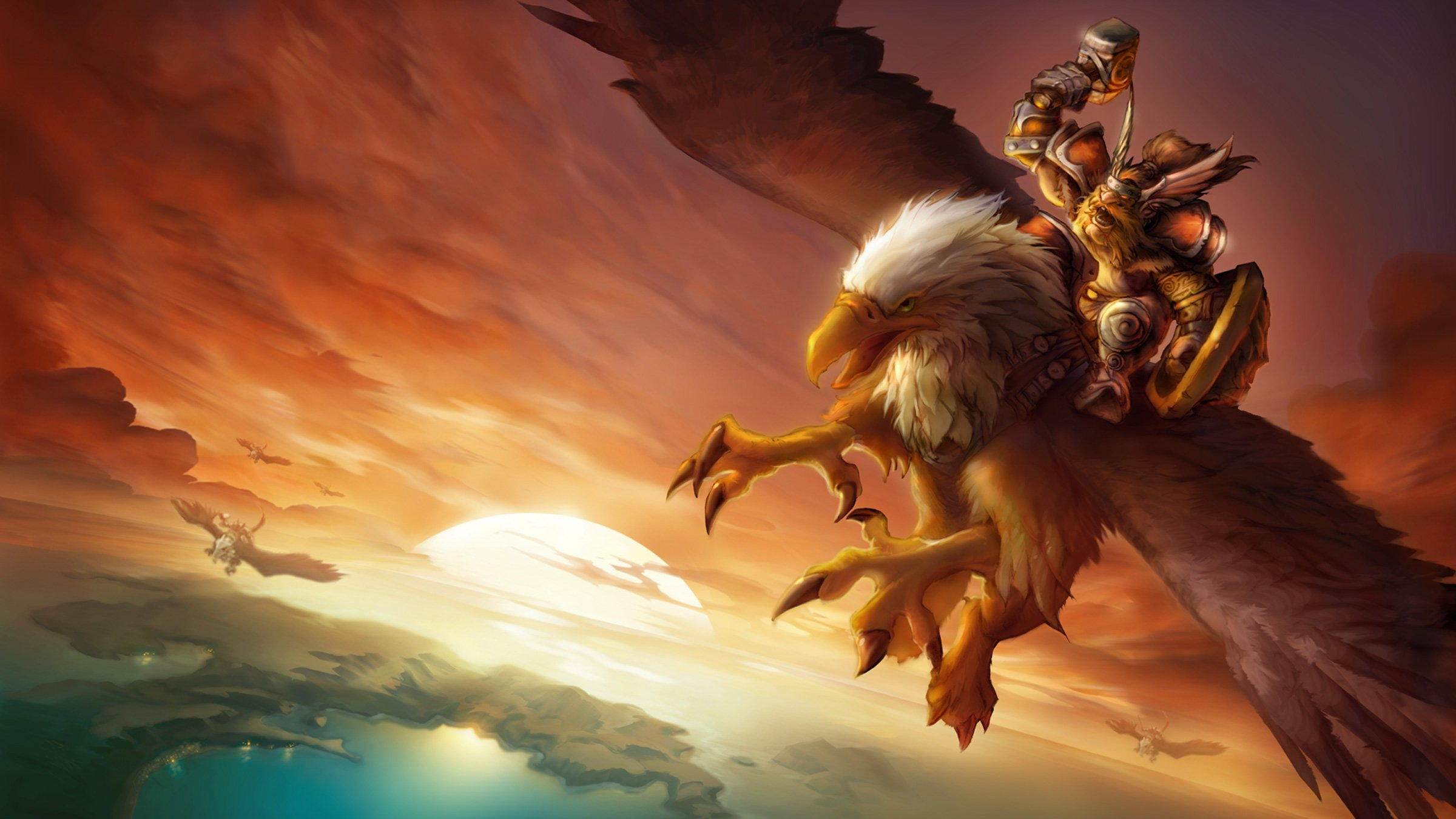 Look out for a World of Warcraft Classic demo at BlizzCon and at home screenshot