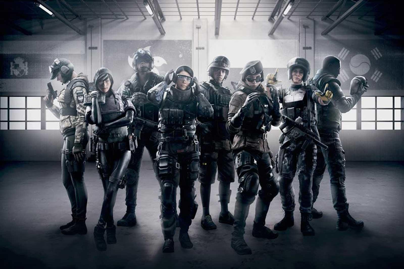 The terror and triumph in Rainbow Six Siege screenshot