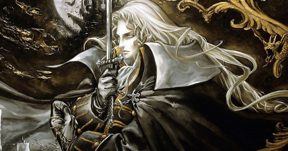 Castlevania Requiem is a PS4 exclusive because Sony partnered with Konami screenshot