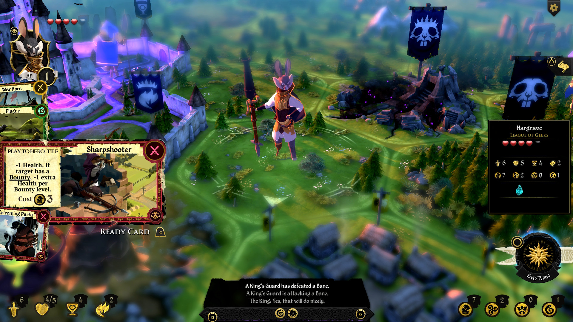 promo code c3b63 6bfd7 Giveaway: Armello (Switch NA)