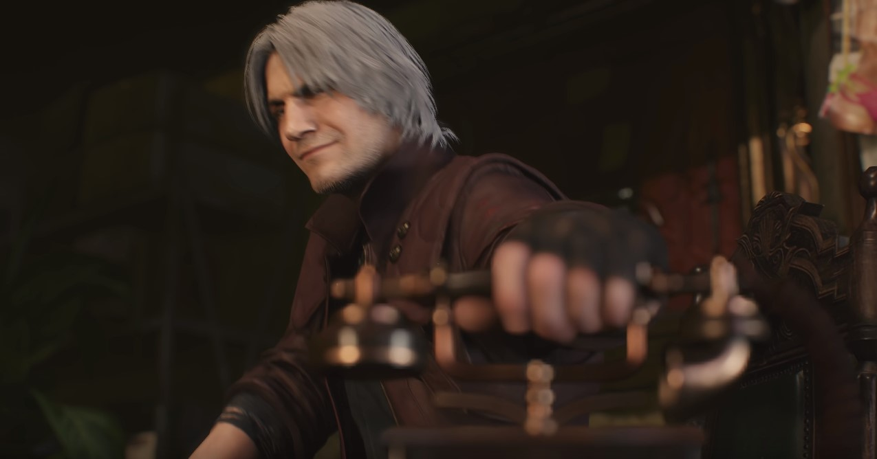 Despite microtransactions, I'm still hopeful for Devil May Cry 5 screenshot