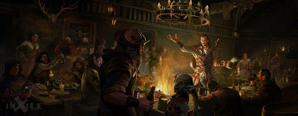 Review: The Bard's Tale IV: Barrows Deep screenshot