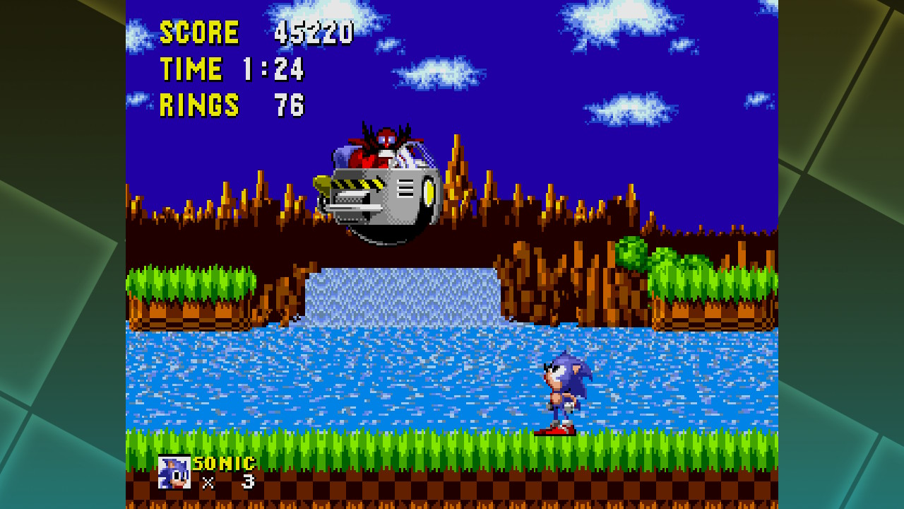 Review: SEGA AGES (Sonic the Hedgehog/Lightening Force: Quest for the Darkstar) screenshot