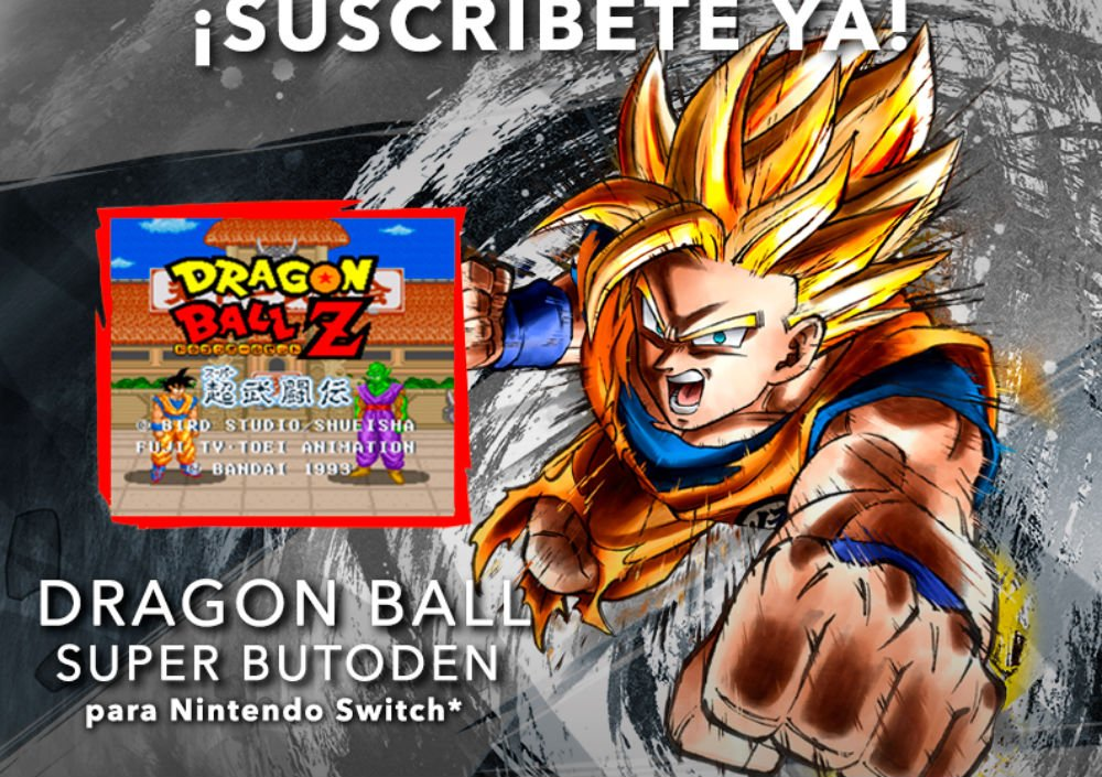 (Update) Latin America Bandai Namco Facebook claims it will give away Dragon Ball Z: Super Butoden Switch codes screenshot
