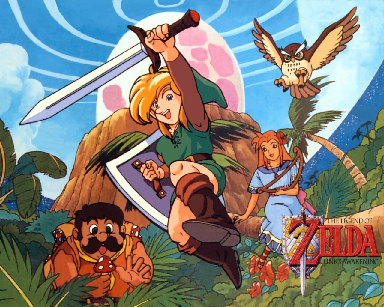 The Legend of Zelda: Link's Awakening is a game everybody