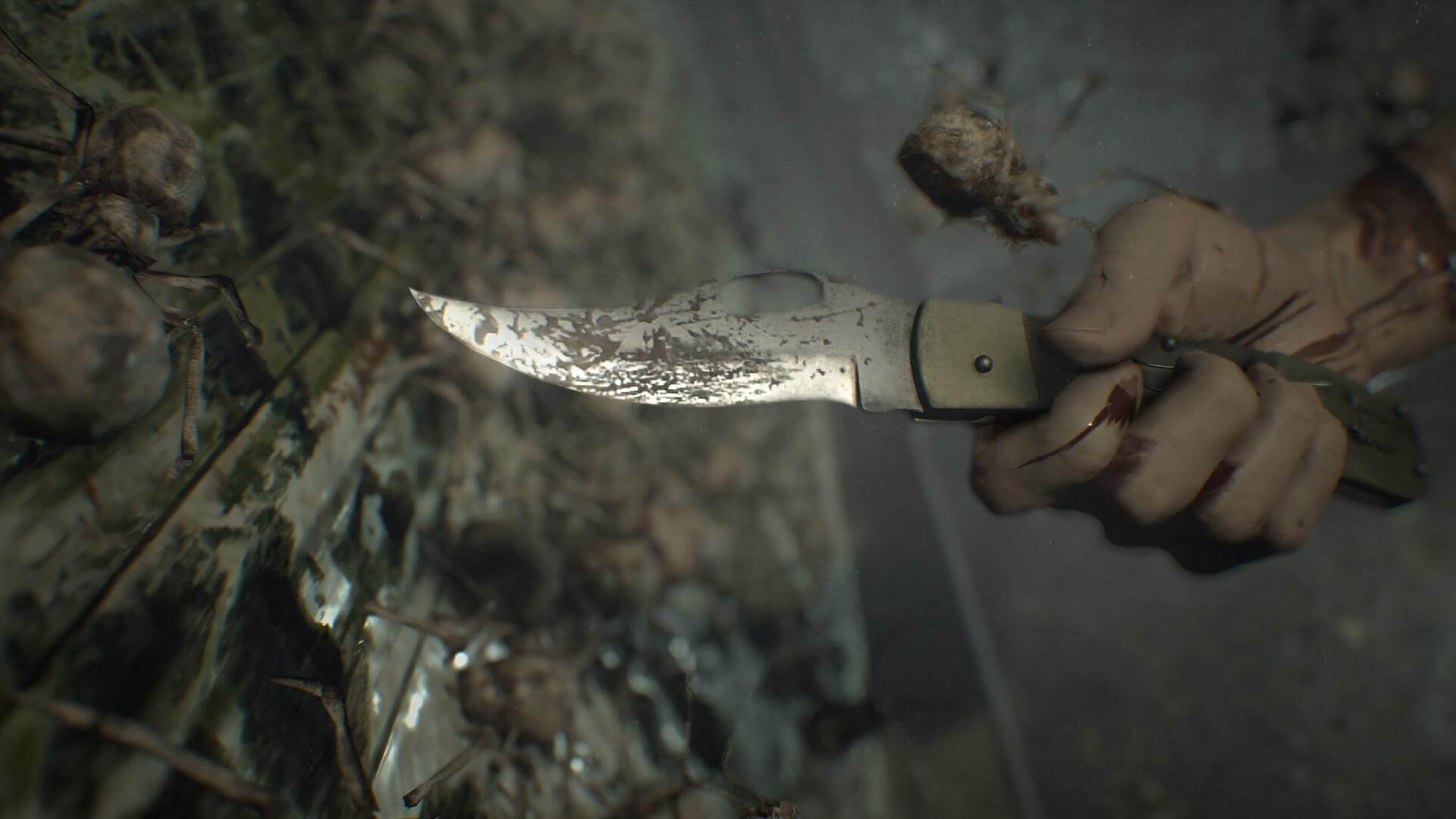 Capcom says its assessing Resident Evil 7 Switch to see if they should release more cloud-based games screenshot