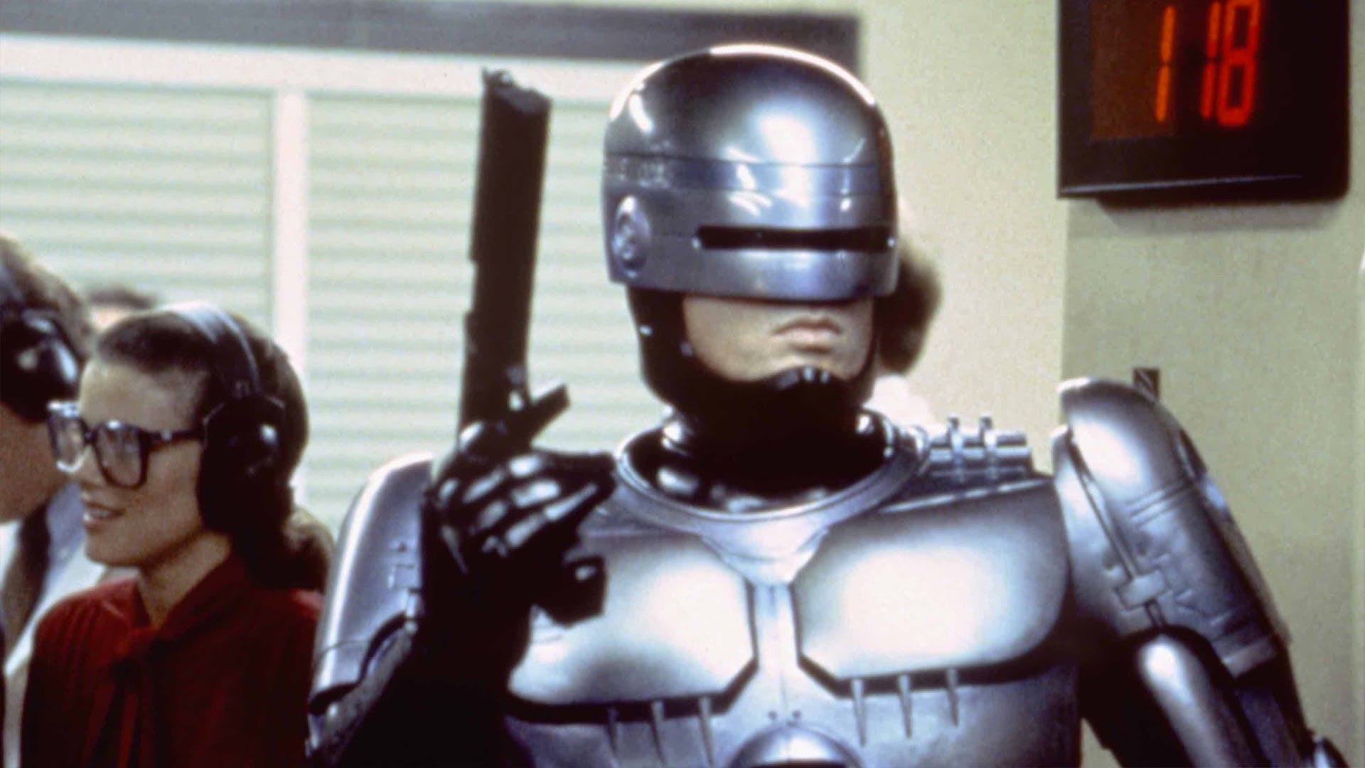 An X-rated even more violent cut of the original RoboCop is streaming on Amazon right now screenshot