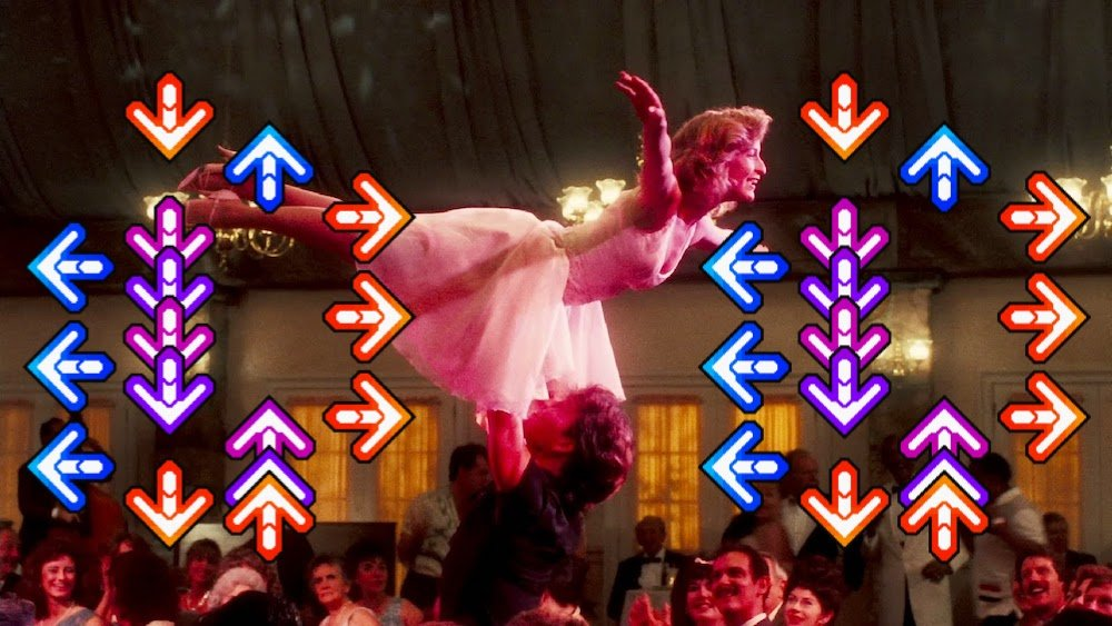 Dance Dance Revolution movie in the works, somehow lamer than it sounds screenshot