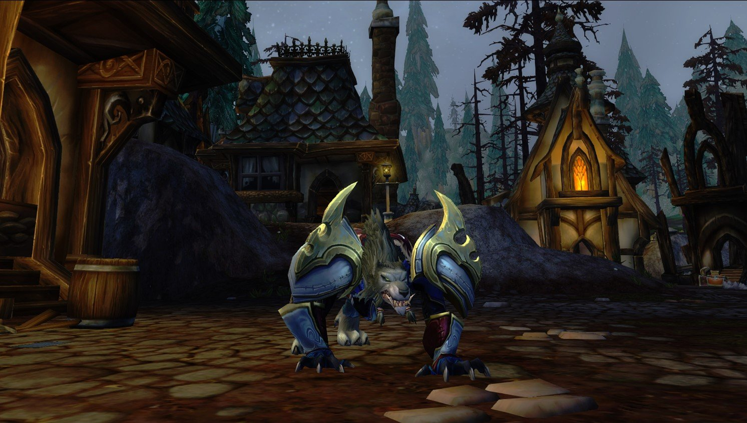 MMOs would benefit from more playable furries screenshot